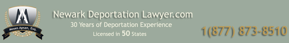 Newark Deportation lawyer