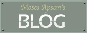 Moses Apsan Blog
